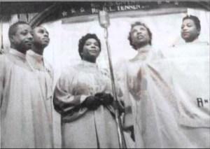The Roberta Martin Singers - Teach Me To Pray